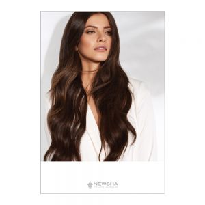 NEWSHA Blockplakat Brunette-Long Mayara