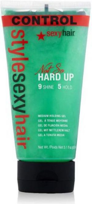 Style NOT SO Hard up Medium Hold Gel