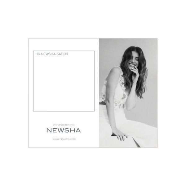NEWSHA Terminkarte (25 Stück)