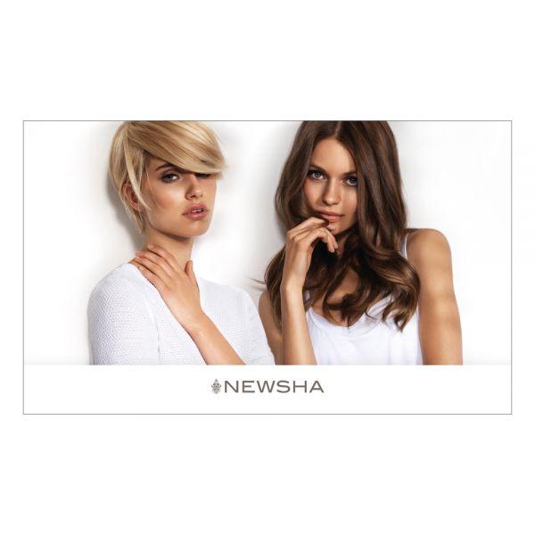 NEWSHA Banner Duo Jisse & Erica