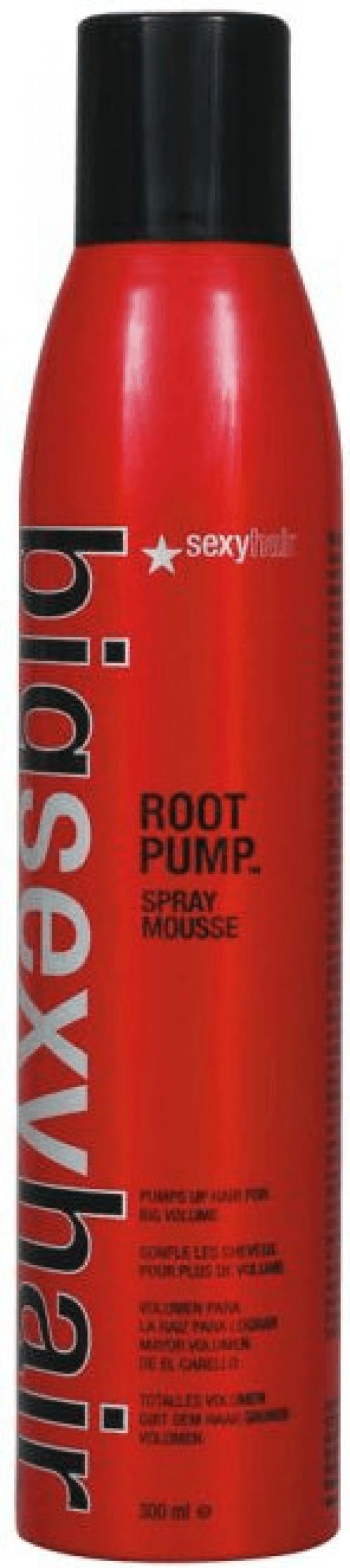 Big Root Pump Spray Mouse
