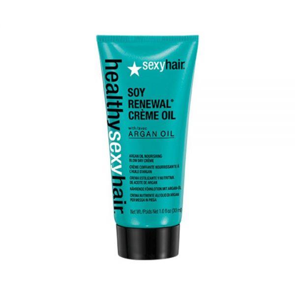 Healthy Soy Renewal Creme Oil