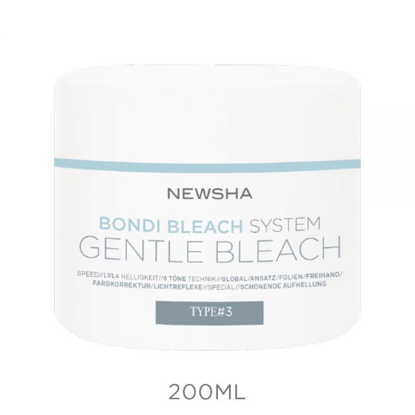 NEWSHA Bondi Bleach #3 Gentle Bleach